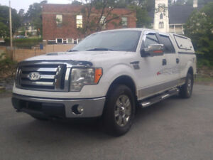 Ford F-150 XLT, DRIVES PERFECT, UNDERCOATED,LOADED