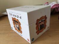 Friends DVD Box set seasons 1-10