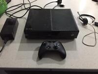 Xbox One with 11 games