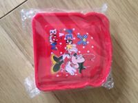 JOB LOT 58 Children's character sandwich boxes (can be used for other things)