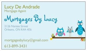 Mortgage or refinancing.. call me first, I can help
