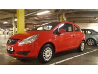2011 Vauxhall Corsa EcoFlex 1.0 petrol, only 39k miles 2 owners, like new