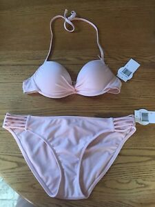 "Swim Suit ""Hot Water"" Large Bikini, Never Worn"