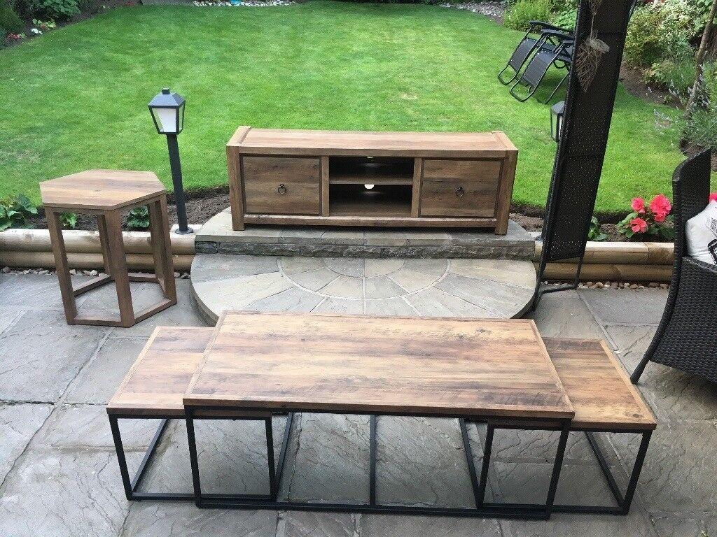 Beautiful Living Room Furniture From Next Chiltern Range Tv Stand  # Meuble Tv Nesx
