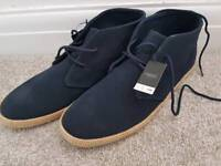 Brand new Next Suede size 10 boots