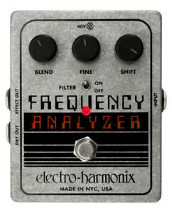 Ring mod - EHX Frequency Analyzer
