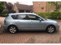 [2008] MAZDA 3 TS 1.6 **MOT JULY 2018*** FULL SERVICE HISTORY** RECENTLY SERVICD WITH RECEIPTS**