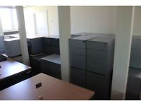 Small office filing cabinets 2 or 3 drawers ONLY £10 PER EACH
