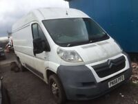 Citroen relay 2008 year lwb high top parts