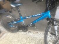 "Child's 20"" trek bike"