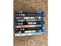 Blu-Ray DVD Bundle