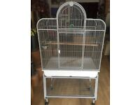 LARG WHITE CAGE FOR SALE