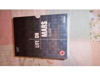 LIFE ON MARS THE COMPLETE SERIES ONE AND TWO