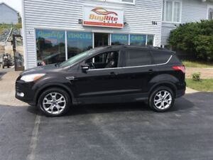 2013 Ford Escape SEL Btooth, pan roof.park asst