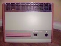 Baxi Brazilia Slimline 5S Gas Wall Heater WITH OAK FINISH