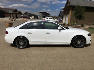 2009 Audi A4 Sedan (Read Full Ad)