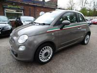 Fiat 500 1.3-16V MULTIJET POP (FULL DEALER SERVICE HISTORY + LOW RATE FINANCE AV