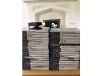 PS2 plus 36 games and 2 controllers for sale (very good condition)