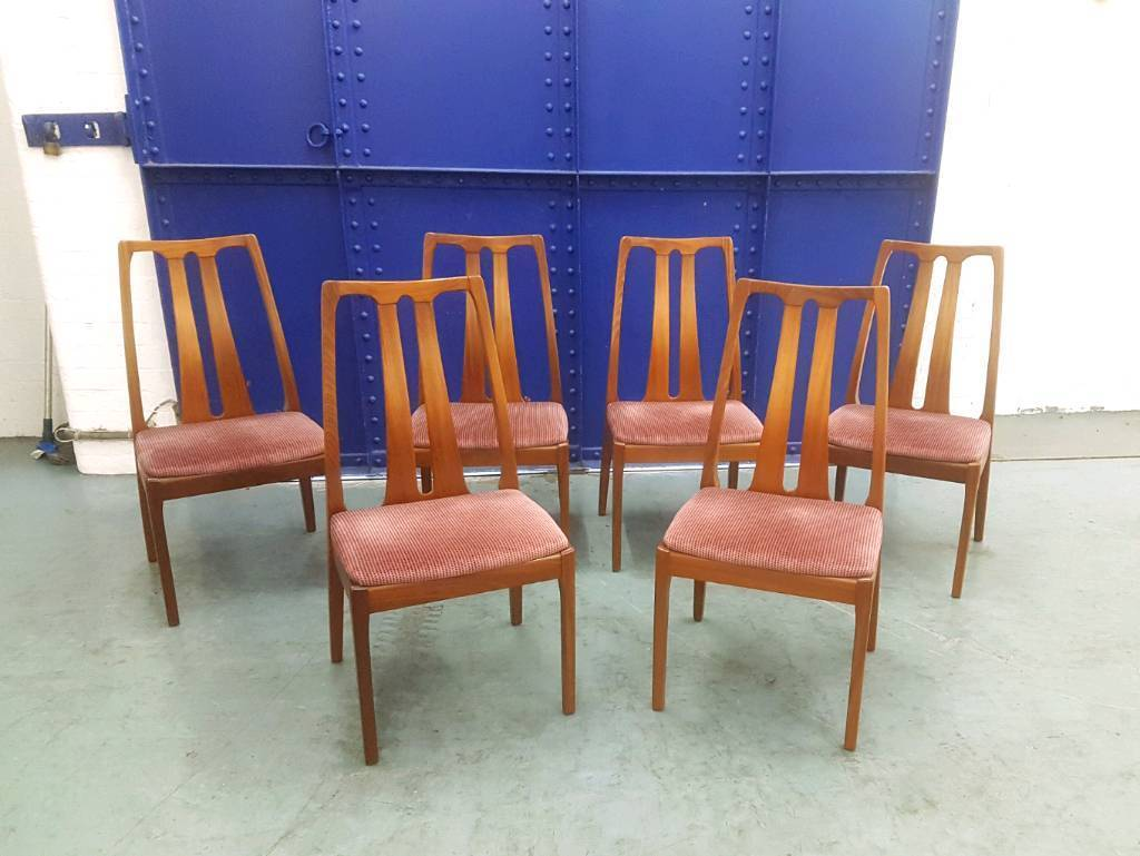 Nathan Vintage Dining Chairs