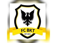 BKT United looking for players in all positions