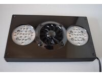 Ecotech Radion Xr30 Pro Gen 3, Wide 120 degree TIR Lenses,RMS Brackets For Marine Corals & Fishes