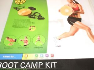 For Sale - boot camp kit