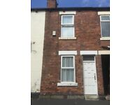3 Bedroom House to Rent Partly Furnished - Robey Street, Sheffield, S4