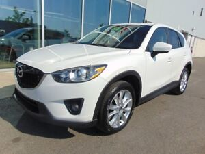2015 Mazda CX-5 GT AWD NAVI CUIR TOIT NAVI LEATHER ROOF