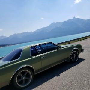 1978 impala near mint condition