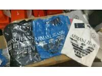 Armani Nike Adidas tshirts new all sizes