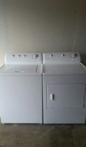 Frigidaire Washer/Gas Dryer, free delivery
