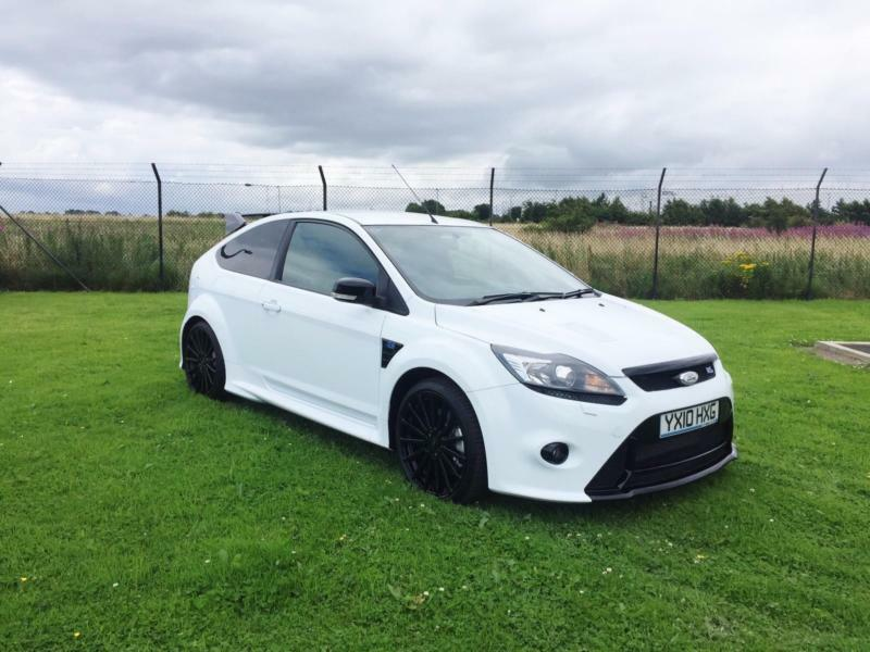2010 ford focus 2 5 rs full service history low mileage. Black Bedroom Furniture Sets. Home Design Ideas