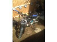 MR2 KX110F pit bike