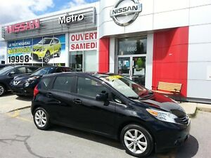 2014 Nissan Versa Note SL LUXURY