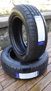 Four new 205/60/16 all season tires, $360 a set,tax in