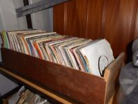 45 rpm & 33.3 rpm VINYL RECORDS