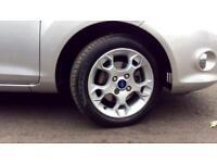 2012 Ford Fiesta 1.4 Zetec 3dr Manual Petrol Hatchback