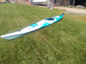 15 1/2 foot St Lawrence Clearwater Design Sea Kayak
