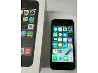 Iphone 5s unlocked to any network 32GB