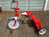 Radio Flyer Metro Red Trike