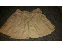 Designer girls DKNY skirt age 10