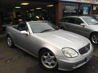 2003 MERCEDES BENZ SLK 200K CONVERTIBLE