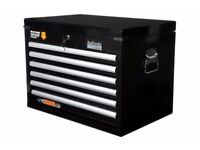 Halfords Industrial 6 Drawer Ball Bearing Tool Chest new in box