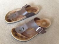 Men's Birkenstock Sandals, RAMSES series. Size 42