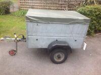 2 wheeled trailer