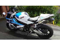 BMW S1000RR SPORT. Motorsport Colours. Anti theft Alarm. Performance Package. HP4 Forged Wheels.