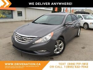 2011 Hyundai Sonata Limited LEATHER! LOADED UP!  SPORTY!
