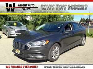 2017 Ford Fusion SE|SUNROOF|BACKUP CAMERA|35,065 KMS