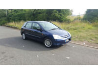 2004 Honda Civic 1.7 Diesel 5 Door 86K Mileage