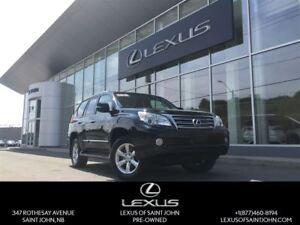 2012 Lexus GX 460 Premium Pkg in MINT condition